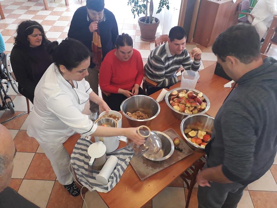 Multivitaminski voćni dan u centru za rehabilitaciju Josipovac